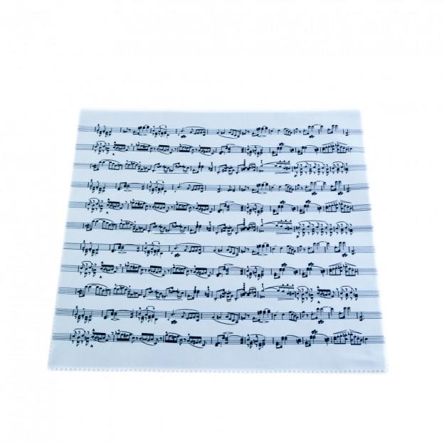 Gamuza partitura