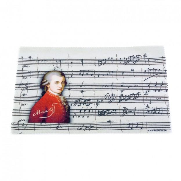 Gamuza partitura Mozart