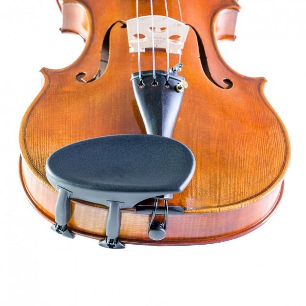 250111 Barbada lateral violín Wittner lateral antialérgica con tornavís 4/4