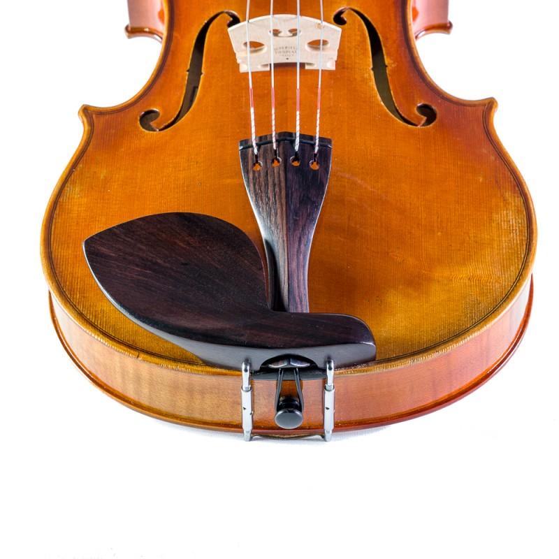 Accesorios - Barbada lateral sobre cordal para viola Guarneri lateral de palisandro