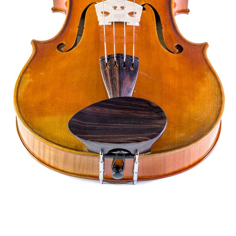 Accesorios - Barbada central para viola Flesh-Flat palisandro