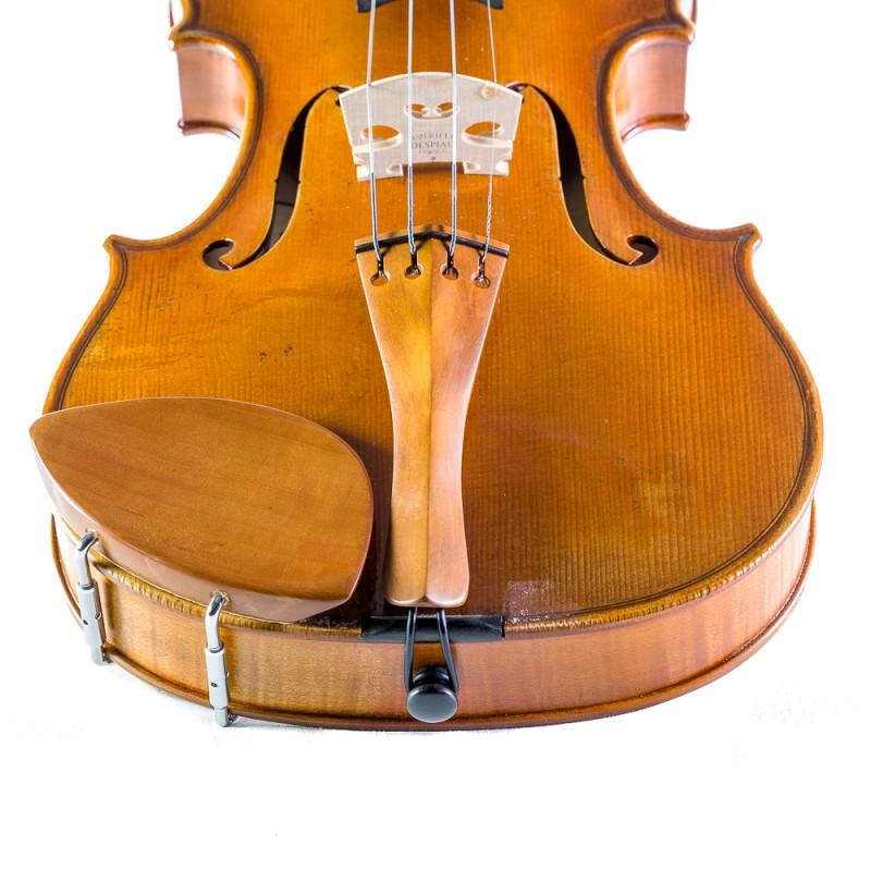 Accesorios - Barbada lateral para violín Extra-Flat 4/4-3/4 de boj