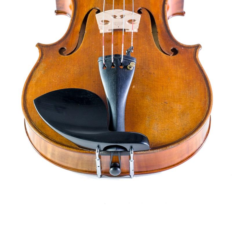 Accesorios - Barbada lateral sobre cordal para viola Guarneri de ébano