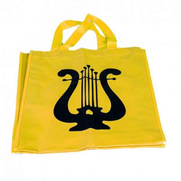 Bolsa amarilla lira