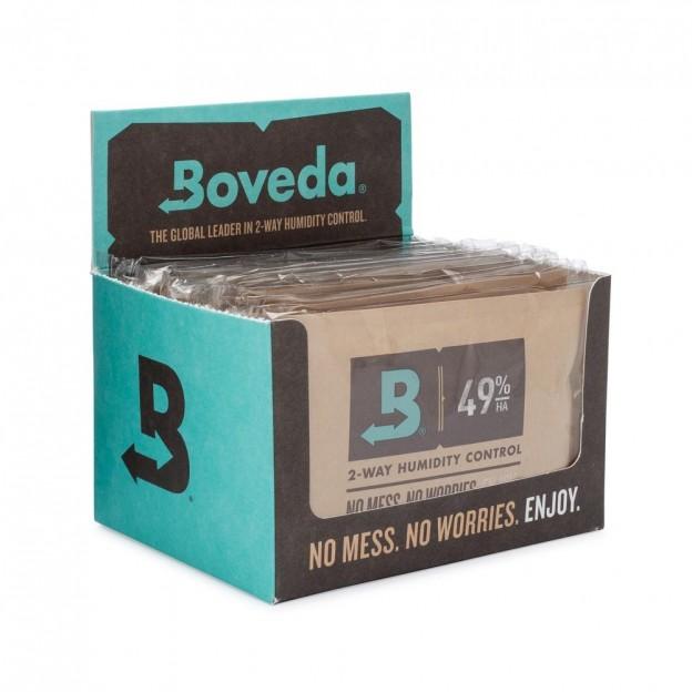 Boveda display 12 unidades 49% HA Alta Absorción