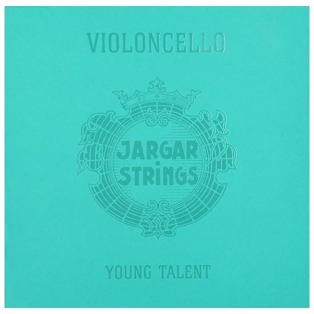 """Cuerda cello Jargar """"Young Talent"""" 2ª Re Medium"""