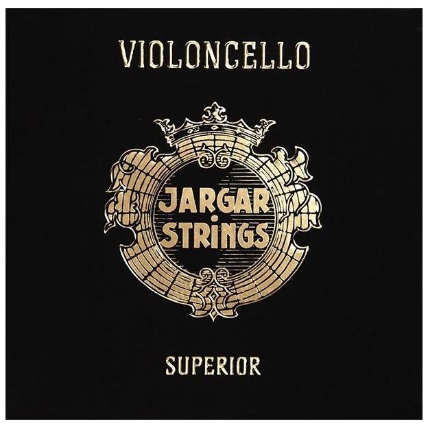 """Cuerda cello Jargar 1ª La """"Superior"""" Forte"""