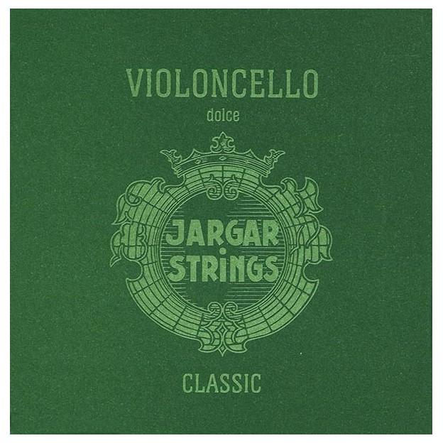 Cuerda cello Jargar 1ª La Dolce