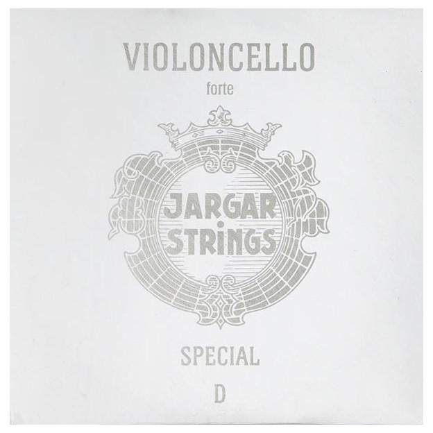 """Cuerda cello Jargar 2ª Re """"Special"""" Forte"""
