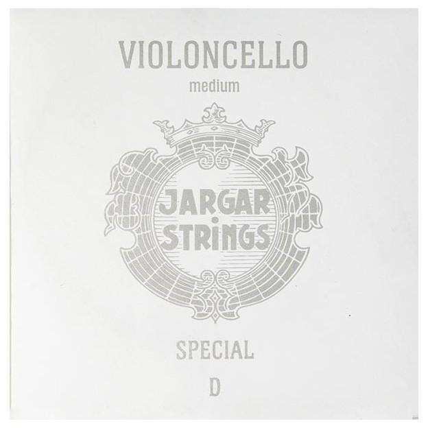 """Cuerda cello Jargar 2ª Re """"Special"""" Medium"""