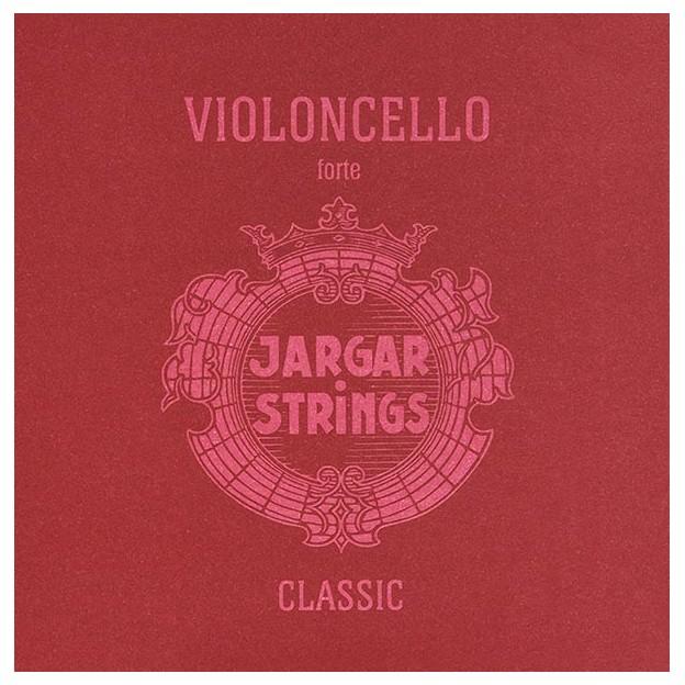 Cuerda cello Jargar 2ª Re Forte