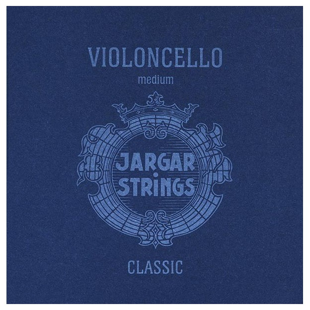Cuerda cello Jargar 4ª Do Medium