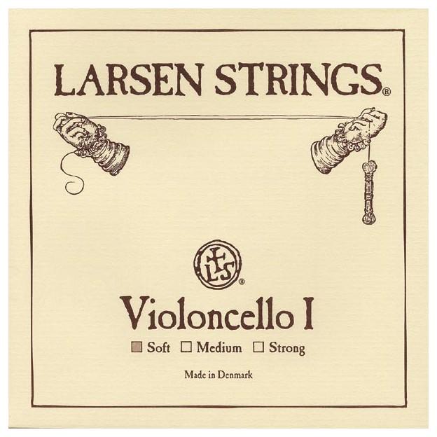 Cuerda cello Larsen 1ª La Soft