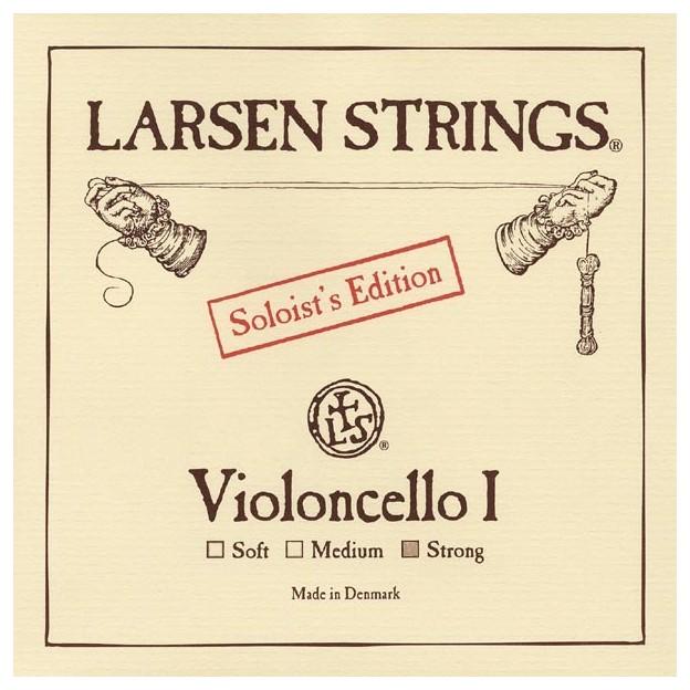 Cuerda cello Larsen 1ª La Soloist's Ed Strong
