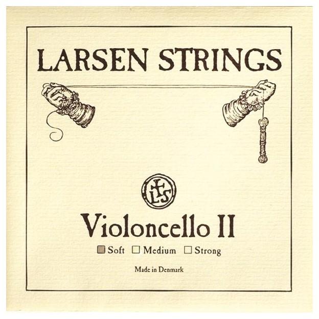 Cuerda cello Larsen 2ª Re Soft
