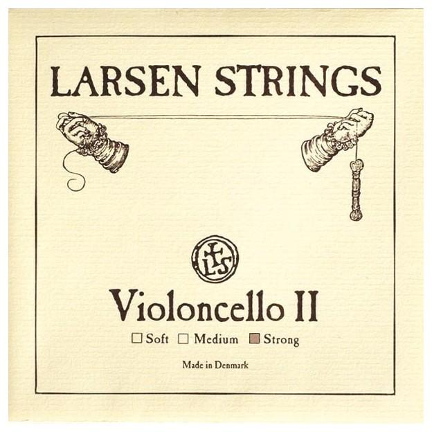 Cuerda cello Larsen 2ª Re Strong