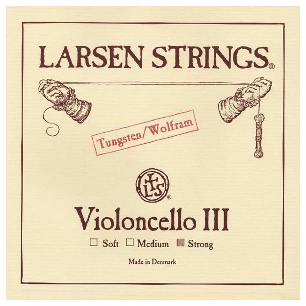 Cuerda cello Larsen 3ª Sol Strong