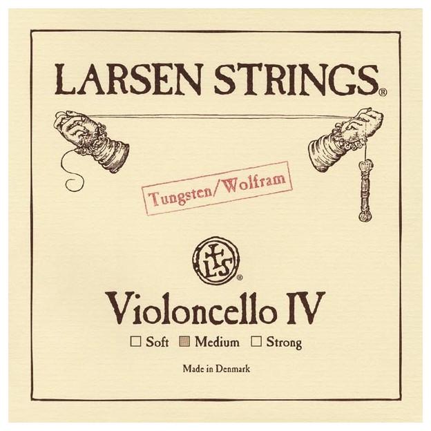Cuerda cello Larsen 4ª Do Medium