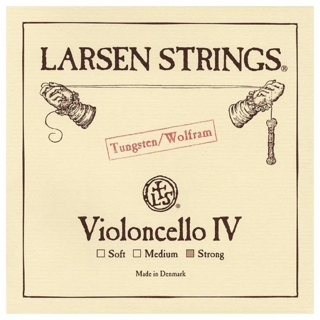 Cuerda cello Larsen 4ª Do Strong