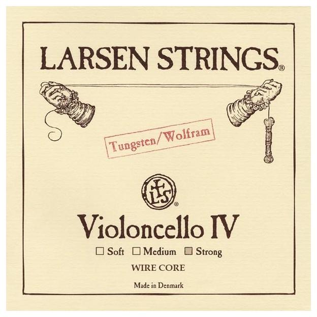 Cuerda cello Larsen 4ª Do wire core Strong