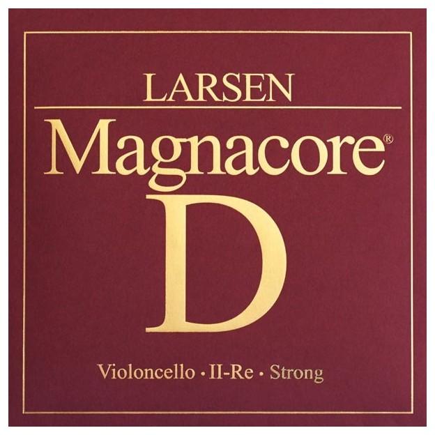 Cuerda cello Larsen Magnacore 2ª Re Strong