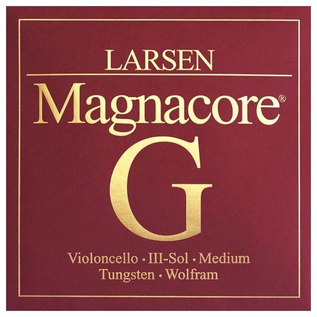 Cuerda cello Larsen Magnacore 3ª Sol Medium