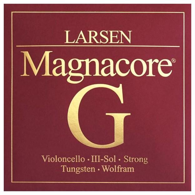 Cuerda cello Larsen Magnacore 3ª Sol Strong
