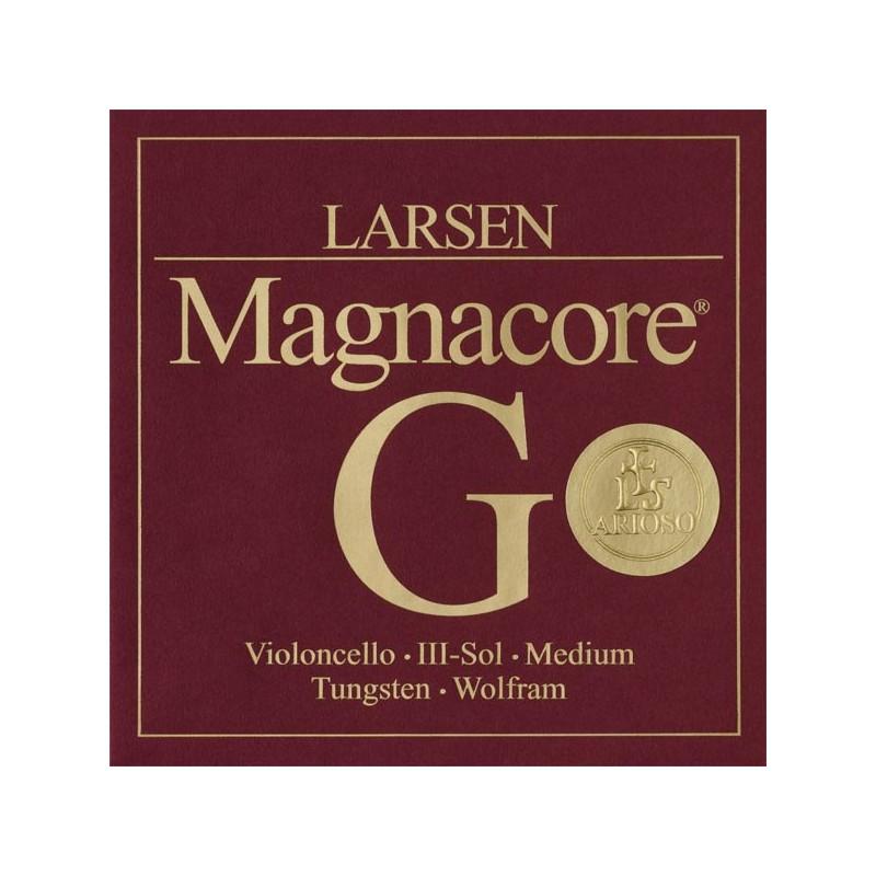 Cuerdas - Cuerda cello Larsen Magnacore Arioso 3ª Sol Medium