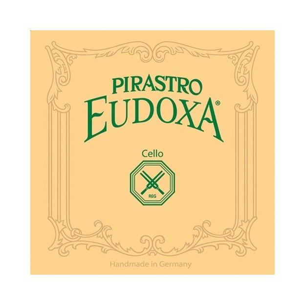 Cuerda cello Pirastro Eudoxa 234140 1ª La 21 tripa-aluminio Medium