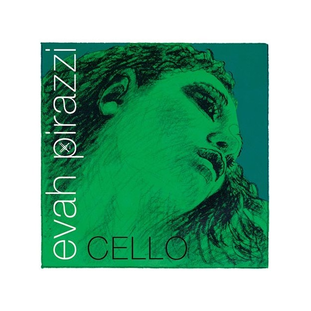 Cuerda cello Pirastro Evah Pirazzi Soloist 332180 1ª La Medium