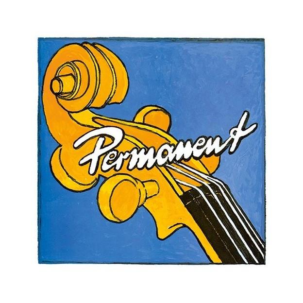 Cuerda cello Pirastro Permanent 337220 2ª Re Medium