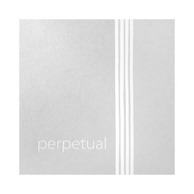 Cuerda cello Pirastro Perpetual Soloist 333280 2ª Re acero-cromo Medium