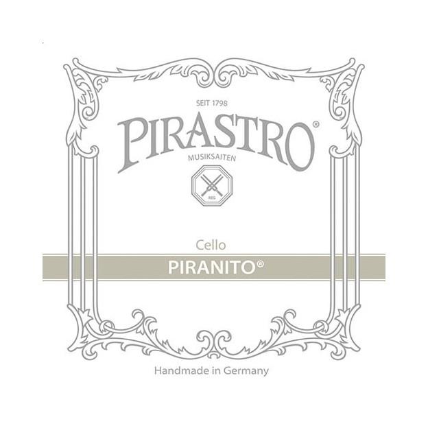 Cuerda cello Pirastro Piranito 2ª Re Medium
