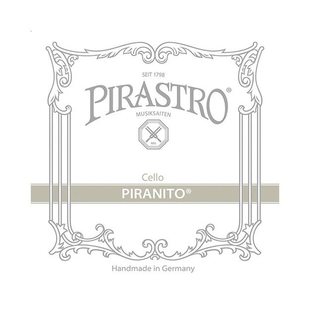 Cuerda cello Pirastro Piranito 3ª Sol Medium
