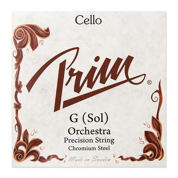 Cuerda cello Prim 3ª Sol orquesta