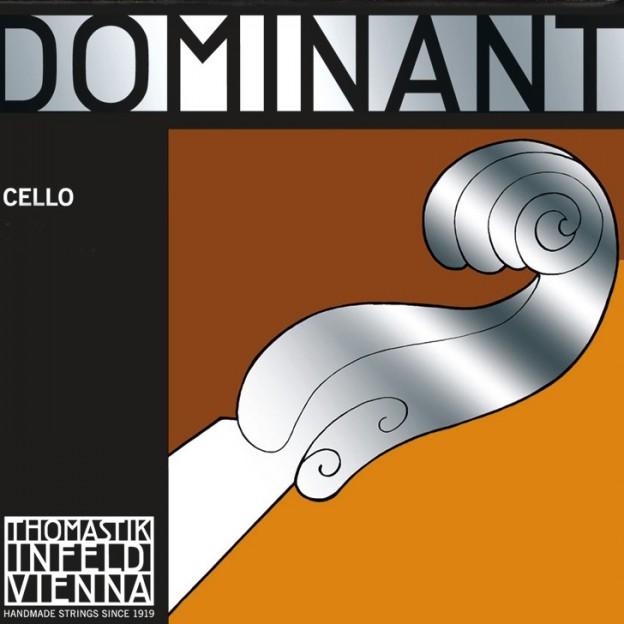Cuerda cello Thomastik Dominant 144 3ª Sol Medium