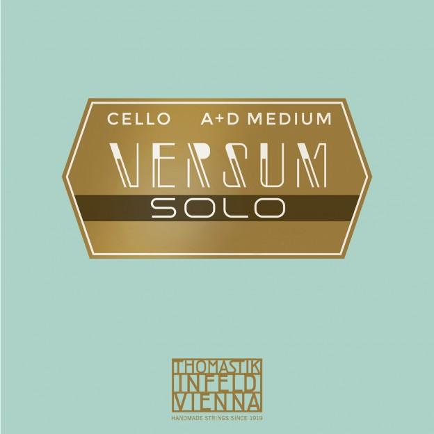 Cuerda cello Thomastik Versum Solo VES42 2ª Re Medium