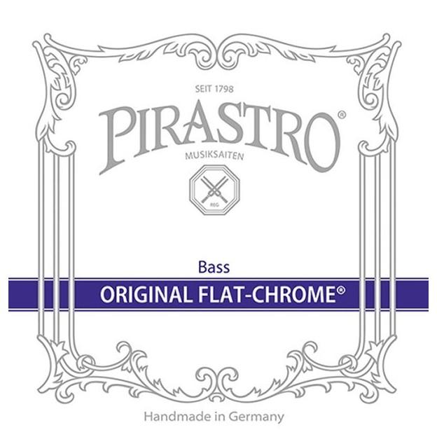 Cuerda contrabajo Pirastro Original Flat-Chrome Soloist 347400 4ª Fa Sostenido Medium