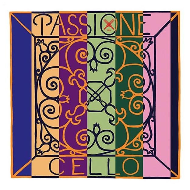 Cuerda contrabajo Pirastro Passione Soloist 349400 4ª Fa Sostenido Medium
