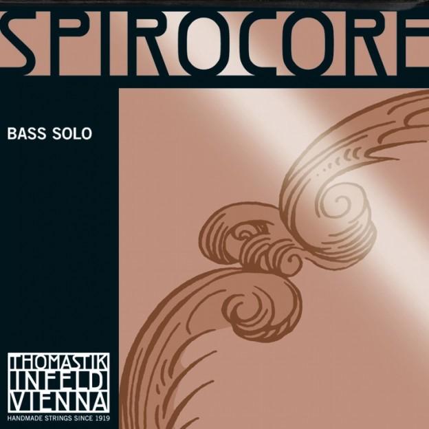 Cuerda contrabajo Thomastik Spirocore Soloist 5ª Do Sostenido Medium
