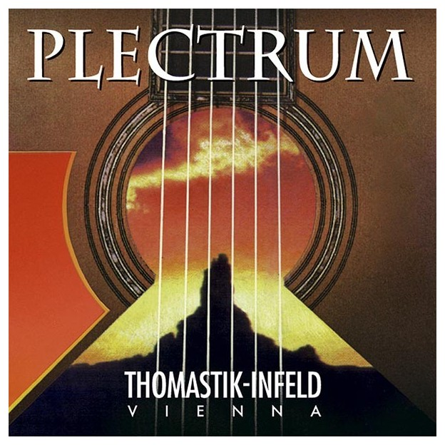 Cuerda guitarra acústica Thomastik Plectrum AC036 5ª La