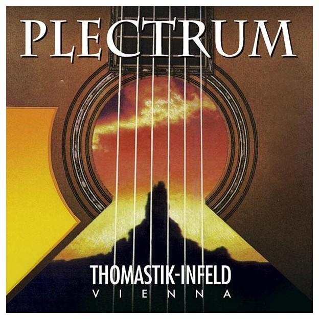 Cuerda guitarra acústica Thomastik Plectrum AC041 6ª Mi