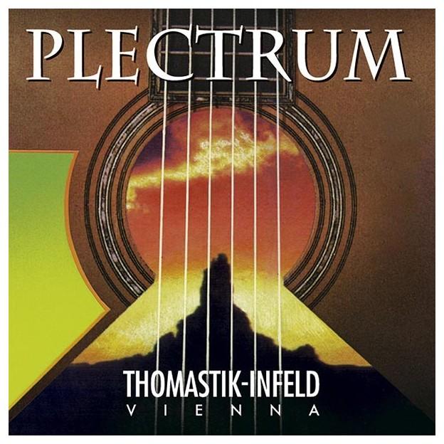 Cuerda guitarra acústica Thomastik Plectrum AC047 5ª La