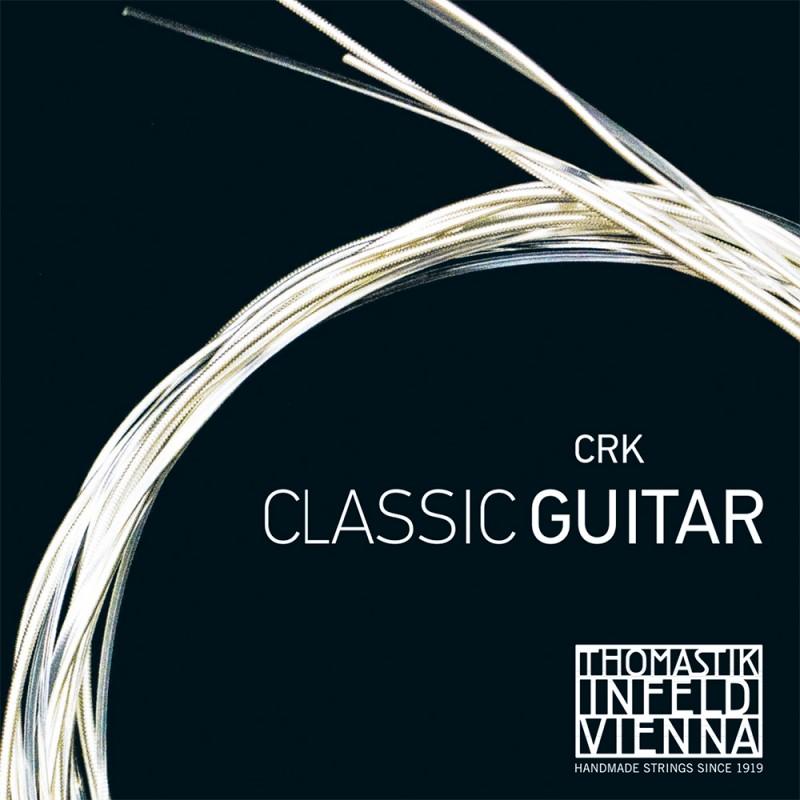 Cuerdas - Cuerda guitarra Thomastik Classic Guitar CRK124 MT juego medium