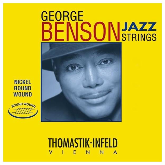 Cuerda guitarra Thomastik George Benson GB53 6ª Mi
