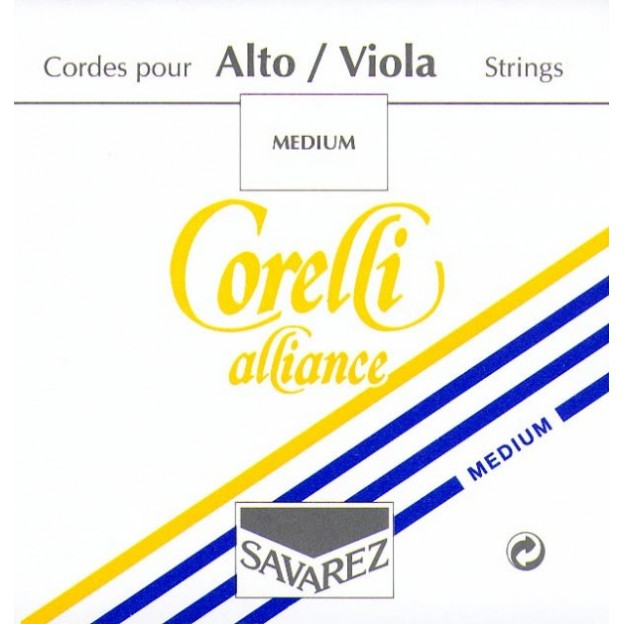 Cuerda viola Corelli Alliance 833M 3ª Sol Medium