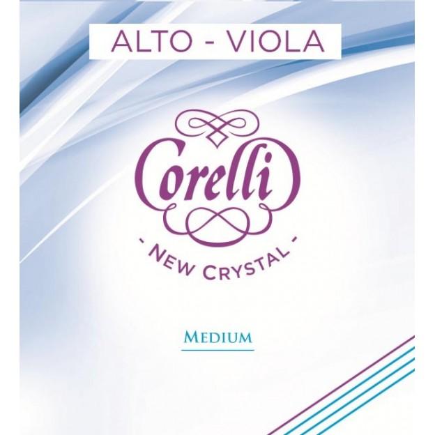Cuerda viola Corelli Crystal 4a Do medium