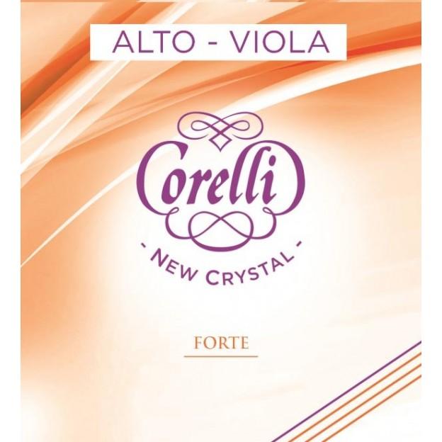 Cuerda viola Corelli Crystal 734F 4ª Do Forte