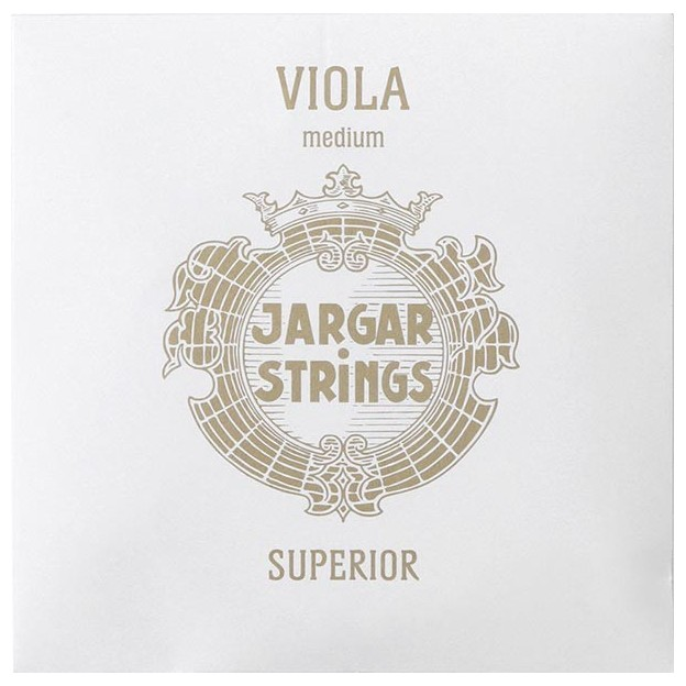 "Cuerda viola Jargar 2ª Re ""Superior"" Medium"