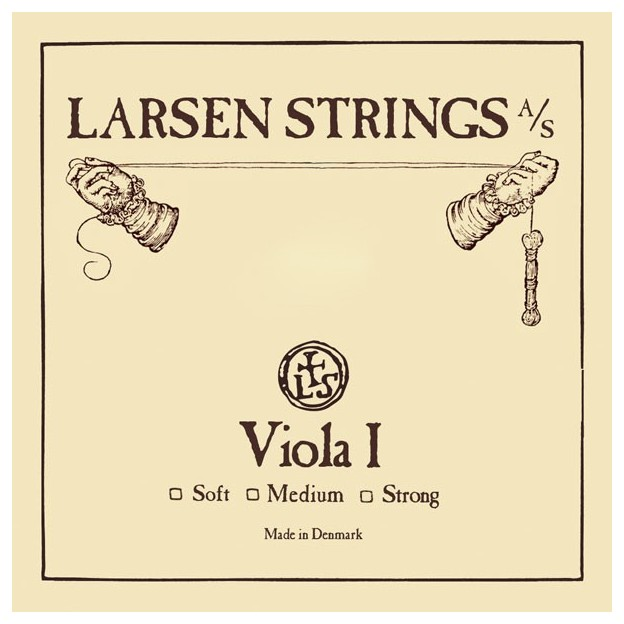 Cuerda viola Larsen 1ª La Bola soft
